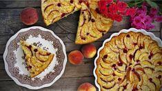 Cuketa v moučníku? No samozřejmě, takové spojení už není žádná novinka. Díky neutrální chuti se tato zelenina do koláčů skvěle hodí a dodá jim na vláčnosti. Apple Pie, Desserts, Food, Tailgate Desserts, Deserts, Essen, Postres, Meals, Dessert