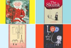 Here are the winners of the New York Times Best Illustrated Children's Books Awards for 2015.