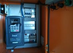 Solar Inverter, Control System, Pumping, Save Energy, Prison, Locker Storage, Electric, Solar Power Inverter