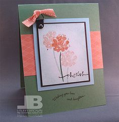 Cherish by lbrown - Cards and Paper Crafts at Splitcoaststampers