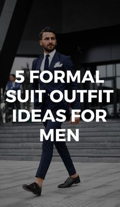 Formal outfit ideas for men. Formal dress code for men. #formaloutfit #streetstyle