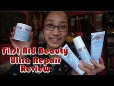 Eczema Life: First Aid Beauty Head-to-Toe Hydration Box and Product Review