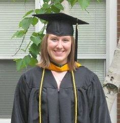 Christina Drushel, Maryland '11.  Not an interview, but an article where she talks about she's working at the Maryland Governor's Office for Children.  http://bit.ly/IlItZK