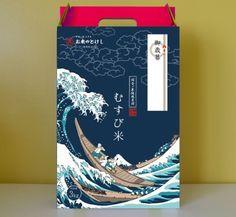 斬新なお米ギフト箱がお中元からデビューします