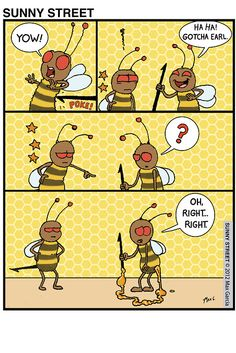 adult bee humor