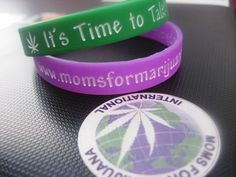 Moms for Marijuana Bracelets  greengoddesswc@gmail.com