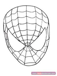 Örümcek adam maskesi - Önce Okul Öncesi Ekibi Forum Sitesi - Biz Bu İşi Biliyoruz