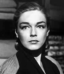 "Simone Signoret (aka Henriette Charlotte Simone Kaminker) (1921-1985) Pancreatic Cancer - Known for ""Diabolique"" 1955, ""Room at the Top"" 1959, ""Ship of Fools"" 1965, ""Casque d;Or"" 1952 - Oscar for Best Actress ""Room at the Top"" 1959 and nominated for ""Ship of Fools"" -  Laurelawn c1880, Bellevue Ave"