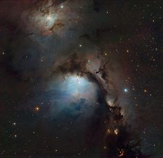 M78 nebular complex in Orion  (credit: ESO/Igor Chekalin)