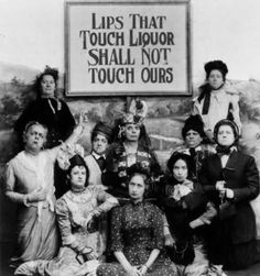 Prohibition - These ladies really should have looked in the mirror before making such a threat.