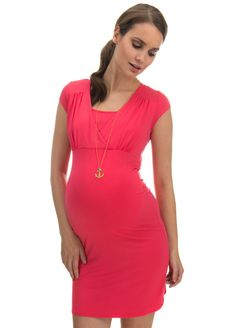 Noppies - Ramira Nursing Dress - Bright vibrant colour will make you feel lovely.