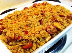 texas jambalaya recipe
