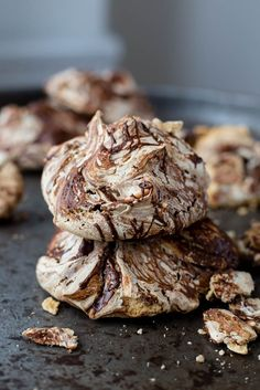 This is the best Thermomix Chocolate swirl meringue you need. With a fabulous new meringue technique, it is a failsafe recipe.