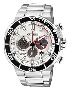 CITIZEN Eco-Drive Chronograph Mens Watch CA4250-54A