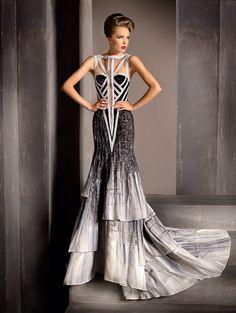 Blanca Matragi-Glamour Dress