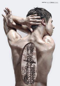 Anatomy, Dancing Choreography – River North Dance Company