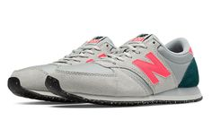 420 Composite, Light Grey with Pink