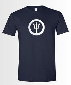 Percy Jackson Olympian Shirt Camp Half-Blood The Lightning Thief