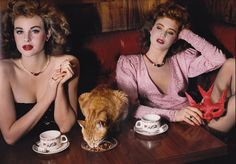 Guy Bourdin! One of the (my) masters x