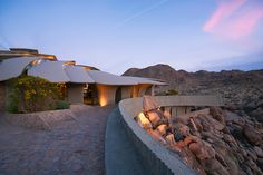 The 'Doolittle Estate' Looks Like Something A Bond Villain Would Call Home (PHOTOS)