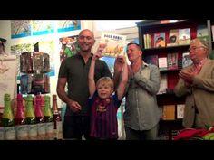 Deel 3 Ted van Lieshout leest voor & Philip Hopman: Boer Boris gaat naar zee - YouTube