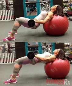 Great Glutes For Summer - Exercises to lift, shape & strengthen