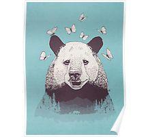 Let's Bear Friends Poster