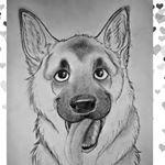 "Nikii no Instagram: ""Doberman #doberman #love #loveit #art #sketch #dog #doberman #dobermanlover #drawing #drawingdogs #cute #realistic #dogs #dobermansofinstagram #instasize #art_nikii #dobelove_feature #dobelove #RepostMyArt"""