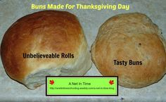 One mixed grain, one white.  Made for dinner at my mom for Thanksgiving.  Recipes included.  Easy to make.  #bread #recipe