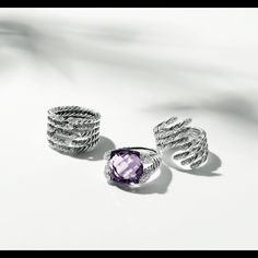 Lee Michaels Fine Jewelry 601.957.6100 Did you know? When David Yurman introduced Silver Ice in 1997, they were the first major jewelers to set diamonds in sterling silver. @renaissanceatcolonypark #shoprenaissance #leemichaelsfinejewelry #leemichaels #lmfj #jewelry #fashion2013 #fall2013 #sterlingsilver #silverice #davidyuram