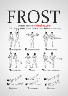 Frost Workout