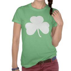 Irish Shamrock Shirt