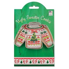 Ann Clark Ugly Sweater Cookie Cutter  41 Inches  Tin Plated Steel ** Be sure to check out this awesome product affiliate link Amazon.com