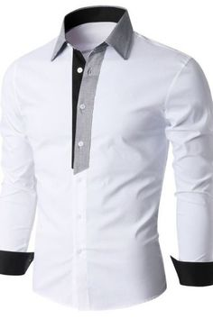 This post may contain affiliate links. The men's shirt pattern free is for a classic shirt. It has a collar and full-length button opening at the front. Button down shirts are timeless and versatile. You can get a formal or casual … Read Sewing Men, Sewing Clothes, Men Clothes, Free Sewing, Mens Sewing Patterns, Sewing Dolls, Pattern Sewing, Style Clothes, Sewing Tutorials