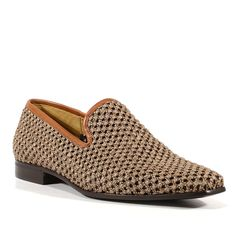 Cesare Paciotti Mens Shoes Intrc Rafia Taupe Woven Canvas Loafers Material: Woven Canvas Color: Taupe Outer Sole: Leather Comes with original box and dustbag. Your Shoes, Men's Shoes, Shoe Boots, Dress Shoes, Men Dress, Mens Woven Loafers, Loafers Men, Fashionable Snow Boots, Desert Boots