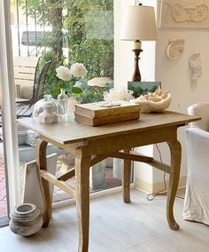GIANNETTI HOME (@giannettihome) • Instagram photos and videos White Decor, My House, Dining Table, Rustic, Furniture, Videos, Home, Photos, Instagram