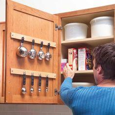 Kitchen Storage Ideas: The Family Handyman