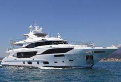 Benetti sells 4th unit of the Mediterraneo 116' model