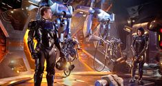 Pacific Rim' Featurette Focuses on the Need for Two Pilots ...