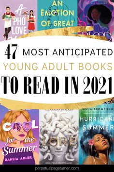 Looking to know what must read books to have on your reading list for 2021? if you love young adult / teen books, this list has it ALL! Lots of books worth reading in this new year from a variety of different genres. Save this book list for later for sure for good books to read throughout the year.