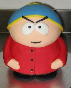 Cartman - South Park cake
