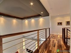 Maison à vendre Blainville, 88, rue Paul Albert, immobilier Québec | DuProprio | 490666 Rue, Stairs, Modern, Home Decor, Banisters, Mezzanine, Real Estate, Stairway, Trendy Tree