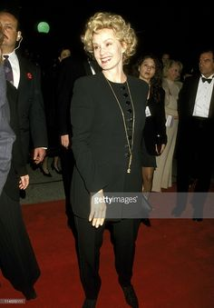 <a gi-track='captionPersonalityLinkClicked' href=/galleries/search?phrase=Jessica+Lange&family=editorial&specificpeople=203310 ng-click='$event.stopPropagation()'>Jessica Lange</a> during 1st Annual Screen Actors Guild Awards at Universal Studios in Universal City, California, United States.