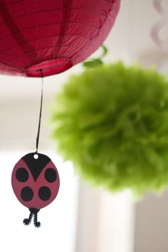 ladybug party decorations