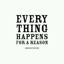Everything Happens For A Reason! American Proverbs, Motivational Quotes, Inspirational Quotes, Everything Happens For A Reason, Word 2, Deep, Coffee Quotes, Marketing, Inspiring Quotes About Life