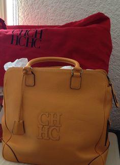 Mi nueva bolsa Carolina Herrera esta increíble