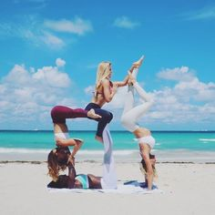 Love @bananablondie108's version of weekend play-time Read our latest blog post to find out what this badass #plantbased #yogi mama's favorite OSEA skincare essentials are!! #oseamalibu #thrivingplantbased
