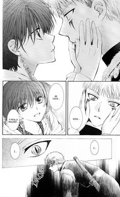 I ship Shin-ah and Yona! <3 << I don't, but I love their friendship! Yona just has a way with people... :)