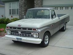Oh, this is a SWEET truck! 1966 Ford F100