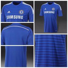 adidas Chelsea 14/15 SS Home Shirt - Blue/White قیمت:  تومان حراج  کد محصول:  استعلام موجودی و ثبت سفارش با کد محصول در تلگرام